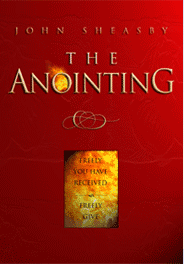 John Sheasby - The Anointing CD Series